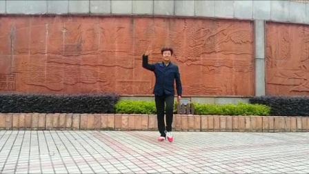 陈涛舞蹈《中国梦》
