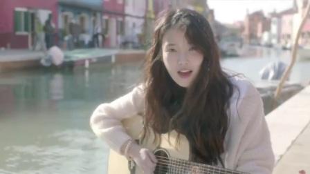IU - PEACH  [VENICE LIVE MV HD]