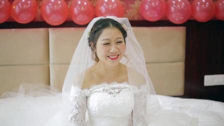 2017年11月16日婚礼mv