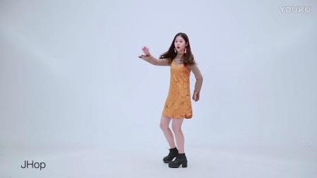 e舞成名 淋雨一直走单人版MV脚谱+舞蹈教程_高清