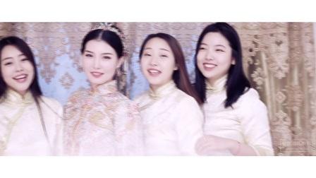 《宋星豪&马瑞菲》  婚礼精剪MV   文创婚礼电
