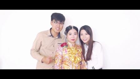 2017-11-16莫希正&刘馨潞MV