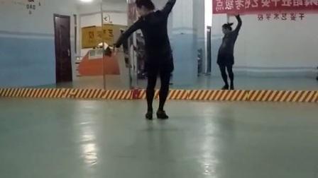 【金星一级斗牛女步】千姿艺术学校