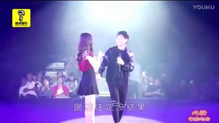 冷漠、杨小曼-《我爱你胜过你爱我》MV_超清
