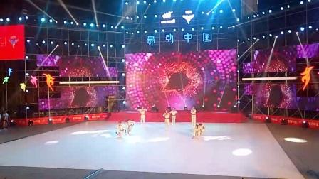 舞动中国-排舞联赛 总决赛 甘孜州代表舞蹈