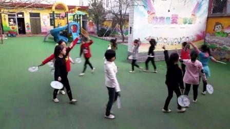 邯郸市鸡泽县小寨镇金星舞蹈学校古典舞《恋人