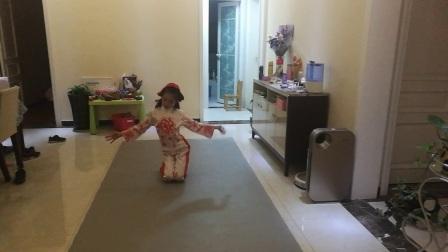 夏相景舞蹈《剪纸姑娘》