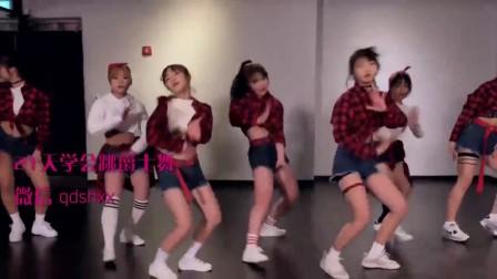 【ALiEN舞室】少女版爵士舞Aint My Fault,韩舞蹈教
