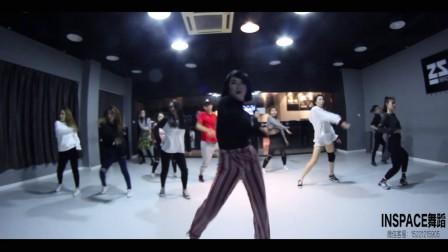 INSPACE舞蹈工作室-GINA老师-JAZZ初级授课视频-Be w