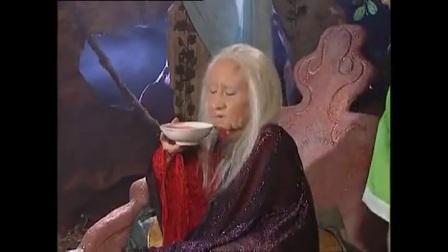 白发老太喝了一碗汤竟瞬间变成美女,给我也来