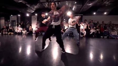超强女子团体律动爵士舞Typhoon,爵士舞蹈视频