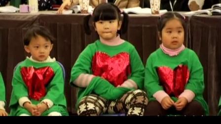 大班歌唱活動《如今幼兒園新事多》優質課-安徽:梁曉靜