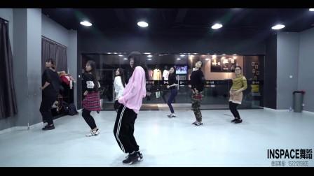 INSPACE舞蹈工作室-MAYI老师-JAZZ入门授课视频-Hava