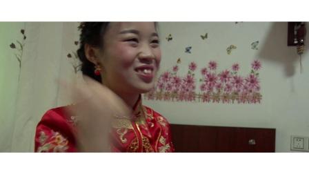 卢旺&杨丽wedding mv