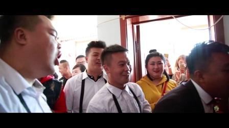 【王朝制片】红太阳婚礼--陈鹏飞姚佳宇mv