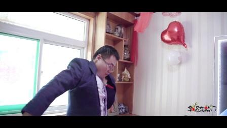 幸福来敲门10.22婚礼MV