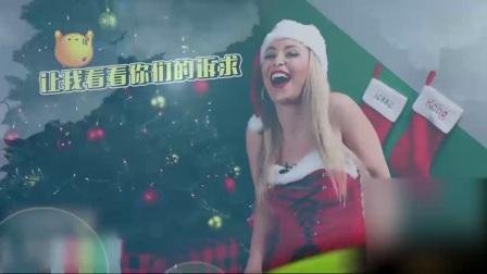 轻松时刻圣诞发车咯 老司机带你拉雪橇 2幽默观