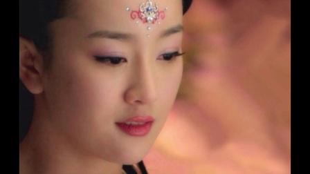 7位古装美女贴花钿,刘诗诗惊艳,张檬精致,丫