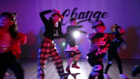 芜湖街舞 千一舞蹈中心少儿街舞MV#Dat $tick#  编舞