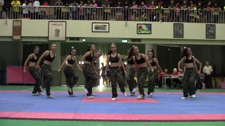 2014台中市長盃啦啦隊邀請賽_Free Style舞蹈組西苑
