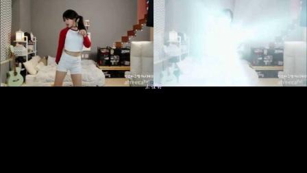 韩国美女主播钟淑美女热舞-韩国美女主播系列李