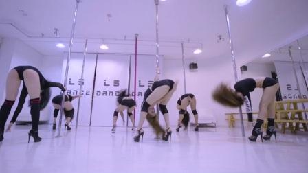 布吉钢管舞培训基地  深圳钢管舞教学视频