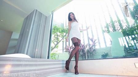 beautyleg vicni 美女腿模 高跟丝袜套装