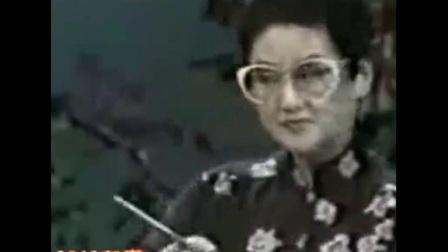 30年前的程派京剧名家 李世济 一段京剧清唱