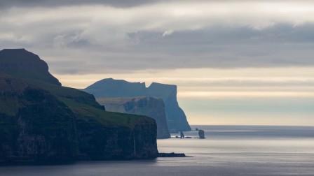 SPHJ-578-法罗群岛自然风景高清延时摄影