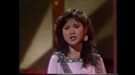 施筱龄《告訴我就是你》錄自新加坡娛樂綜藝節