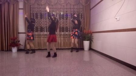 港口陈氏农庄广场舞(一首醉人的歌)水兵舞 编舞茉莉