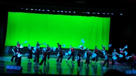 晋中师范专科学校技能展示舞蹈专场《东北秧歌组合》153音6班 指导老师  马梦悦