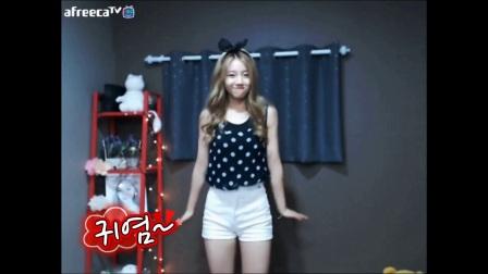 韩国女主播热舞诱