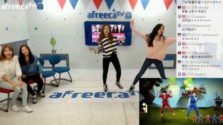 韩国女主播热舞视频下载
