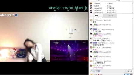 韩国美女主播热舞抖胸