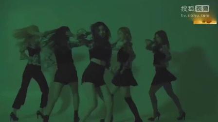 韩国性感美女女团热舞,太性感,睡衣太撩人