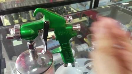 【锐壹气动工具】如何清洗喷枪