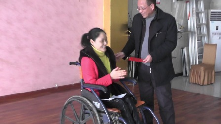 內江市和諧促進會第三組、寧波百川愛心志愿團內江聯絡處2018年幫扶重度殘疾人網上就業工作會