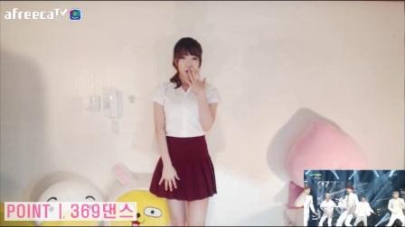 韩国女主播美女性感舞蹈热舞