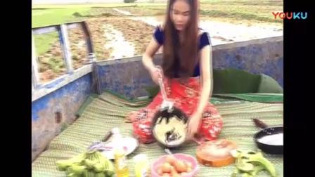 广西搞笑视频 美女做饭 搞笑视频恶搞