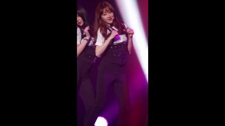 【饭拍】韩国美女女团热舞 特写
