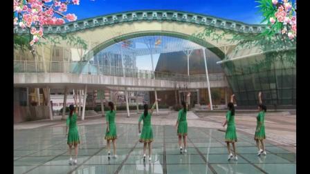 广西柳州彩虹二队演绎《你是我肩边的白云》编舞:雨夜
