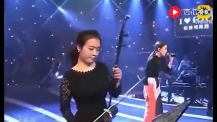 美女汪小敏翻唱刘德华《一起走过的日子》, 我听