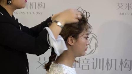 新娘造型圖片7韓式新娘跟妝畫法(13)7新娘妝培訓學費
