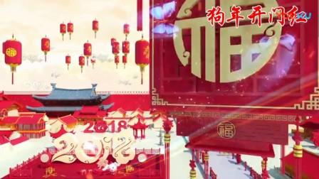 梁堂平安婚庆2018新年开门红央视综艺14位主持人