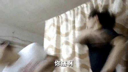 爆笑视频广西老表许华升 二货抢劫美女,笑抽了