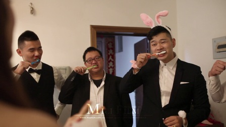 「 cc 」陈志超&蔡婕   婚礼mv