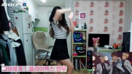 韩国美女主播热舞内衣韩国无内衣BJ女主播朴佳琳