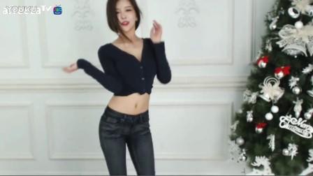 深夜绅士福利之韩国美女主播热舞-尹素婉1 -