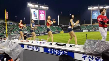 【朴志成】170624 乐天啦啦队 热舞 - 1.1